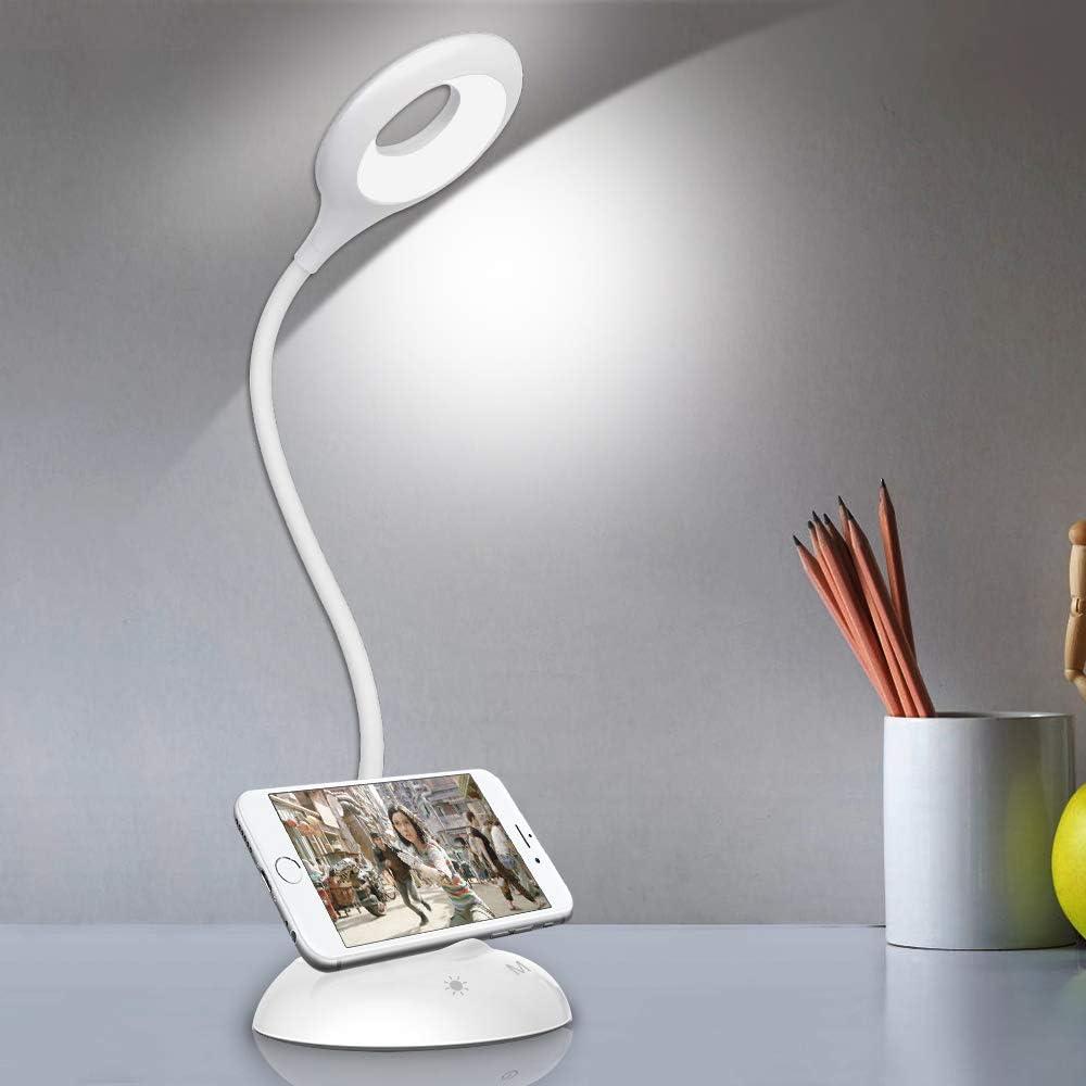 solawill Nachttischlampe LED Nachtlicht Touch Dimmbar mit Fernbedienung,Nachtlicht Kind mit RGB13 Farbwechsel Tragbare USB Nachttischlampe f/ür Kinderzimmer Schlafzimmer Wohnr/äum Geschenk Deko