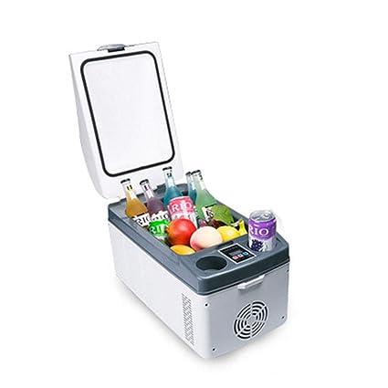 Amazon.es: Refrigerador Portátil, Mini Refrigerador DC 12-24 V ...