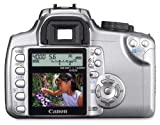 Canon Rebel XT DSLR Camera (Body Only - Silver) (Discontinued by Manufacturer)