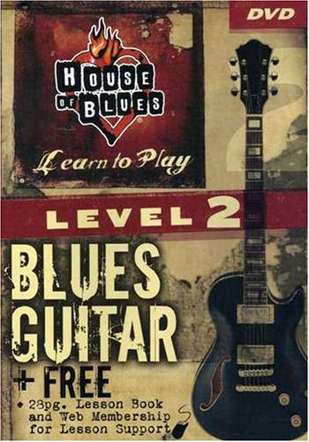 [House of Blues Beginner, Blues Guitar Level 2] (Technique 2 Video)