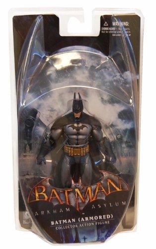 Batman Arkham Asylum Armored Batman Action Figure