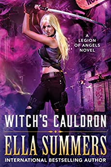 Witchs Cauldron Legion Angels Book ebook