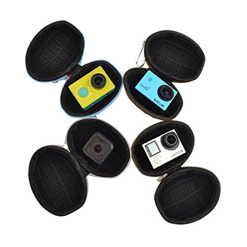 AFISC -Hard Anti-Schock Wasser-resistenten Hülle Tasche Etui für GoPro Hero5 Hero4 Hero3 Hero2 Xiaoyi Action-Videokamera