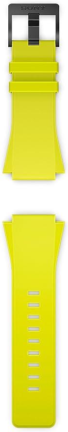 Sony SE20 - Correa para Sony Smartwatch 2, color amarillo ...