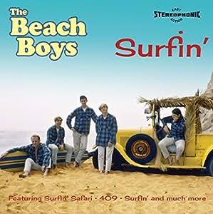 Beach Boys - Surfin' The Original Beach Boys Recordings
