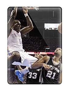 oklahoma city thunder basketball nba gp NBA Sports & Colleges colorful iPad Air cases