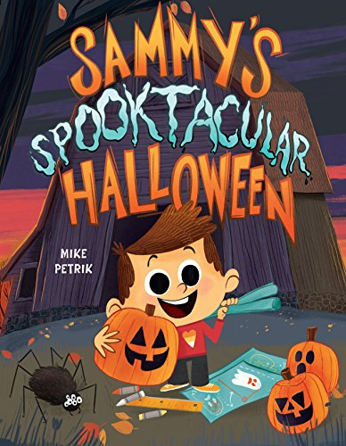Sammy's Spooktacular (Spooky Halloween Stories Cd)