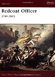 Redcoat Officer, Stuart Reid, 1841763799