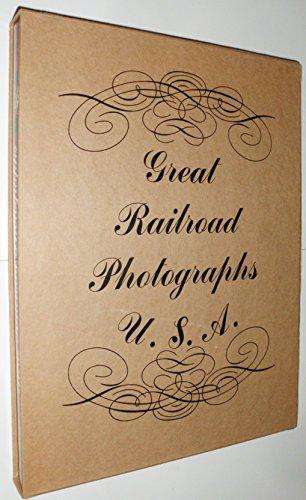 Great Railroad Photographs, ()