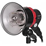 Speedotron 202VF CC 220V 2400W Black Line Light Unit with 7'' Reflector and Flash Tube