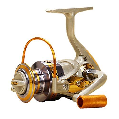 Cheap Yomores TM Full Metal 10BB Ball Bearing Saltwater/ Freshwater Fishing Spinning Reel 5.5:1 (2000)
