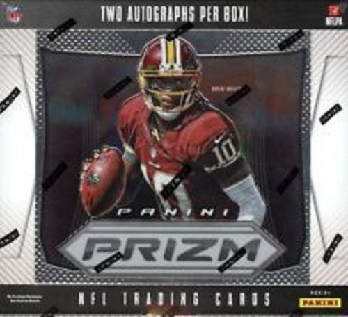 2012 Panini Prizm Football Hobby Box by Panini