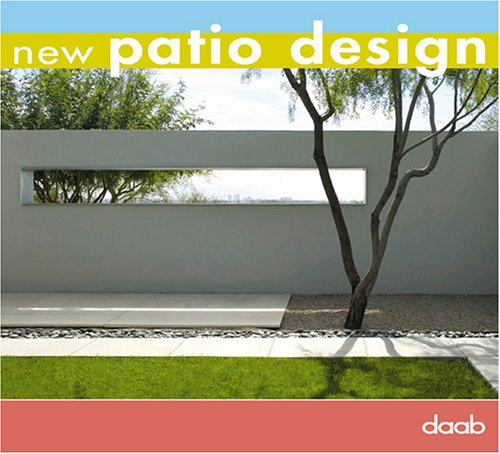 Cheap  New Patio Design (Spanish and English Edition)