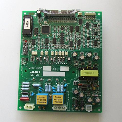 KUNPENG - 1 PCS SERVO CIRCUIT BOARD ASM #M8602-590-AA0 FOR JUKI LK-1900 by Kunpeng