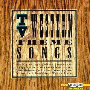 UPC 018111223027, TV Western Theme Songs