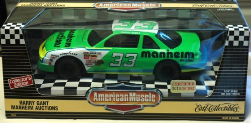Ertl Collectibles American Muscle Harry Gant #33 Manheim Auctions