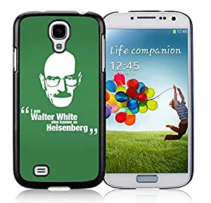 Infinite Love Teal Glitter Anchor Samsung Galaxy S4 I9500 Case Black Cover