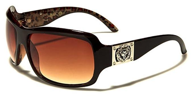 Kleo Sonnenbrillen - Mode - Fashion - Pilotenbrille - Radfahren - Skifahren - Laufen - Driving - Motorradfahrer / Mod. Capri Schwarz HJ9oNir