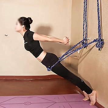 Yoga Pared De Cuerdas Y Acero Y Tornillo De Acero ...