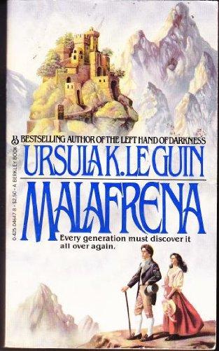 Malafrena, Le Guin, Ursula K.