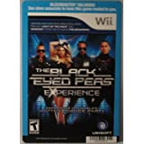 BACKER CARD FOR: THE BLACK EYED PEAS EXPERIENCE - WII - (Not The Video Game)