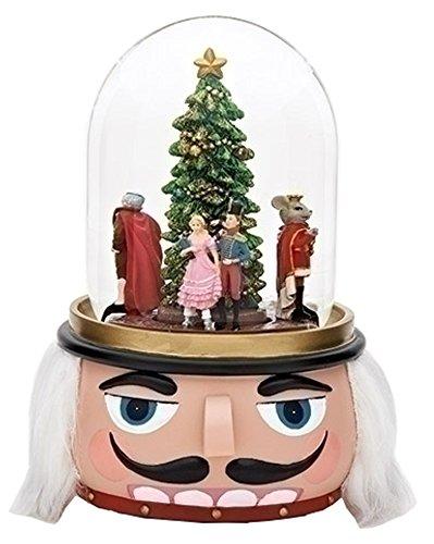 Nutcracker Animated Musical Glitterdome Christmas product image