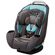 Safety 1st UltraMax Air 360 4 In 1 Convertible Car Seat, Aqua Mist HX