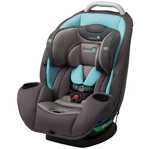 Safety 1st UltraMax Air 360 4 in 1 Convertible Car Seat, Aqua Mist HX