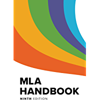 MLA Handbook (English Edition)