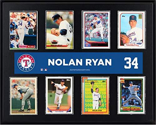 (Nolan Ryan Texas Rangers Sublimated 12