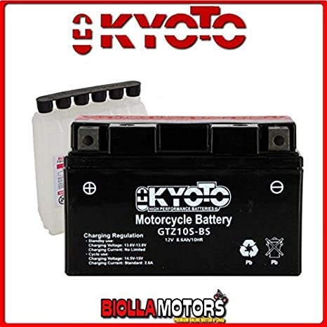 Batterie moto KYOTO YTZ10S BS :