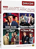 TCM Greatest Classic Films Collection: Charlie Chan (Dark Alibi / Dangerous Money / The Trap / The Chinese Ring) [Import]