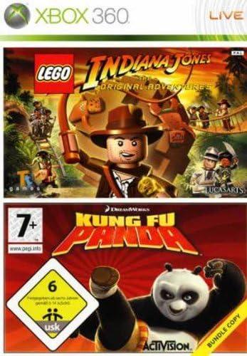 Kung Fu Panda Lego Indiana Jones Double Pack by ..: Amazon.es: Videojuegos