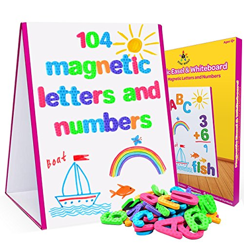 Star Right Magnetic Letters, Alphabets and First Words