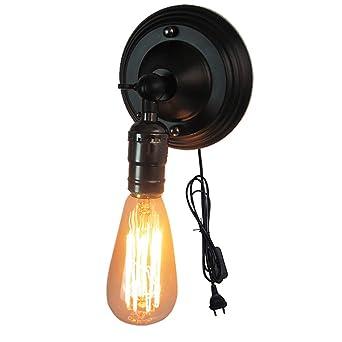 Industrielle Vintage Lampe De Mur Applique Murale Lampe De Lecture