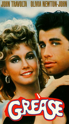 Grease [VHS]