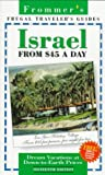 Frommer's Israel from $45 a Day, George McDonald, 0028607163