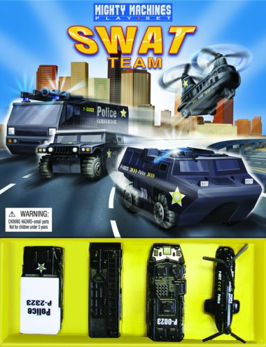 Mighty Machines SWAT Team