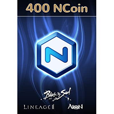 ncsoft-ncoin-400-online-game-code