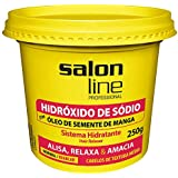 Hidróxido de Sódio - Manga Regular (N), 250 gr, Salon Line, Salon Line