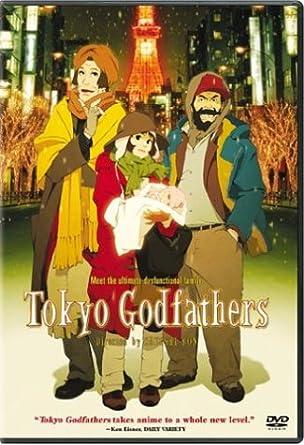 Image result for tokyo godfathers