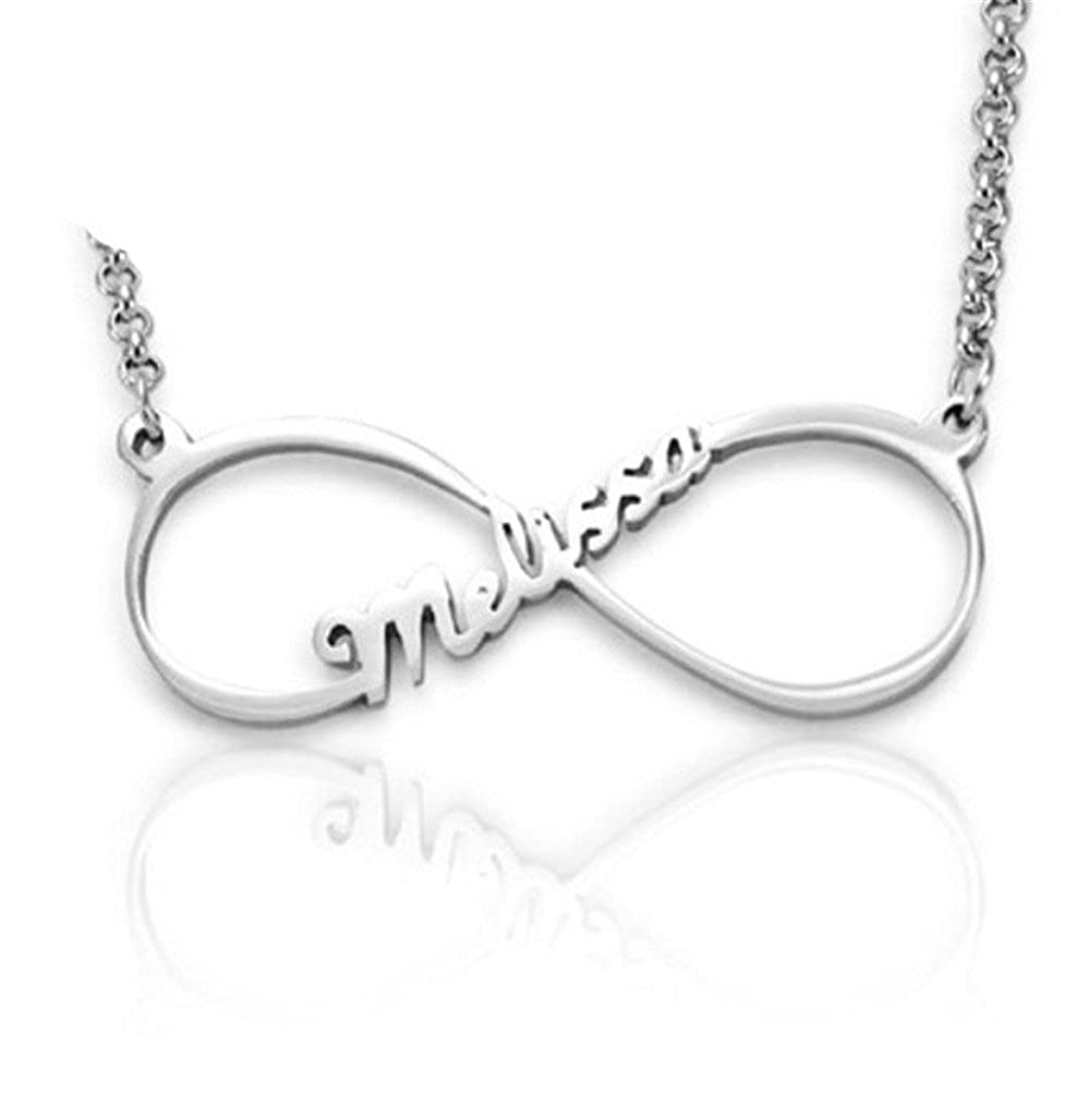 zgshnfgk Custom personalized unlimited name necklace private custom name necklace