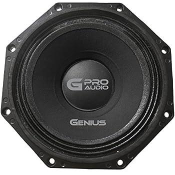 Genius GPRO-01D72 3 400 Watts-Max Compression Driver 8-Ohms Titanium Diaphragm
