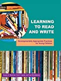 Best The Learning Company Books To Reads - Learning To Read And Write : Developmentally Appropriate Review