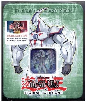 B000IQ482W Yugioh 2006 Collectors Tin Elemental Hero Neos 51BSE5KX5ML.