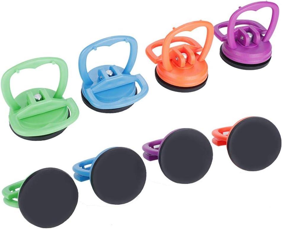4/pcs puissant Ventouse Pad Main solide ventouses pour levage t/él/éphone portable pour vitres de voitures Miroir