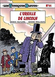 """Afficher """"L'Oreille de Lincoln"""""""
