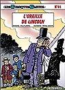 Les Tuniques bleues, tome 44 : L'Oreille de Lincoln par Cauvin