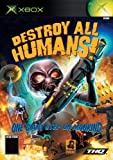Destroy All Humans (Xbox)