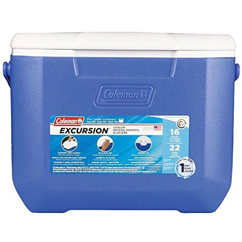 Coleman 16 Quart Excursion  Cooler (Coleman Excursion Cooler)